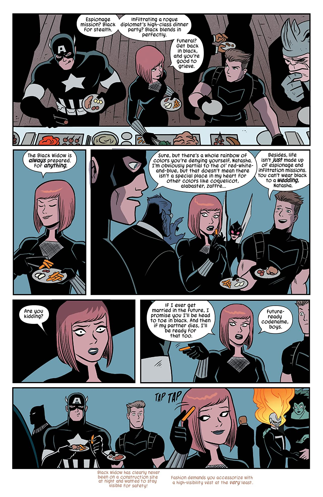 The Unbeatable Squirrel Girl (2015-) #37