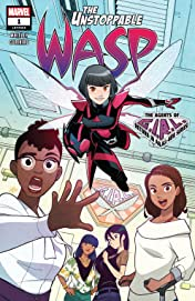 The Unstoppable Wasp (2018-) #1