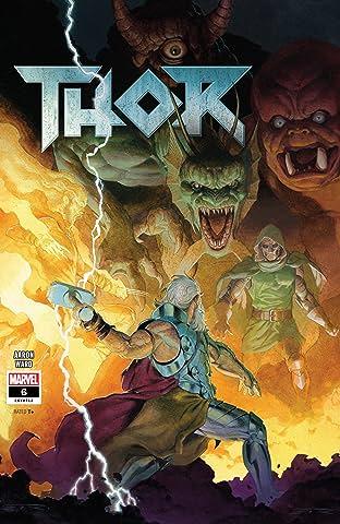 Thor (2018-2019) No.6