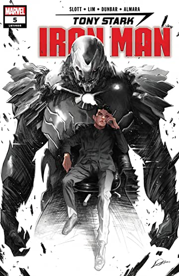Tony Stark: Iron Man (2018-) #5