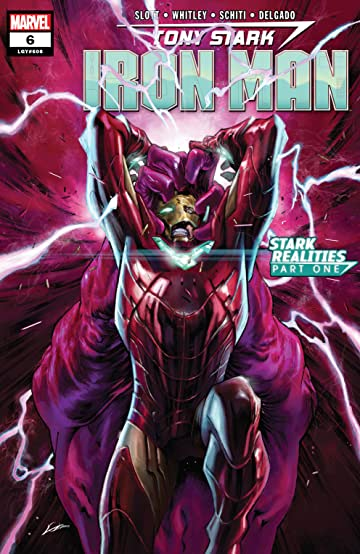 Tony Stark: Iron Man (2018-) #6