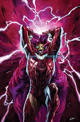 Tony Stark: Iron Man (2018-) #6