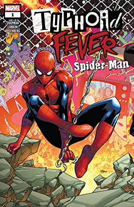 Typhoid Fever: Spider-Man (2018) #1