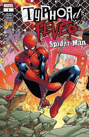 Typhoid Fever: Spider-Man (2018) #1