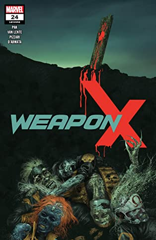 Weapon X (2017-2018) #24