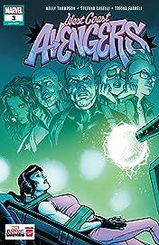 West Coast Avengers (2018-) #3
