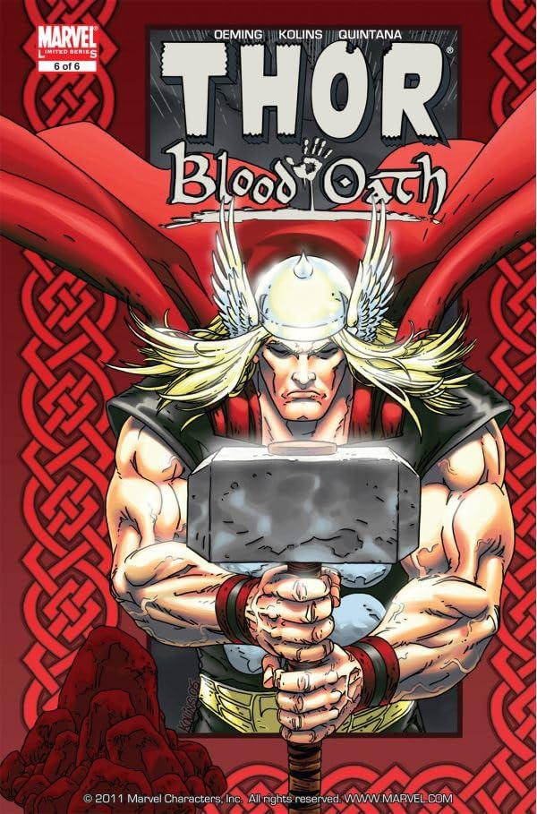 Thor: Blood Oath #6
