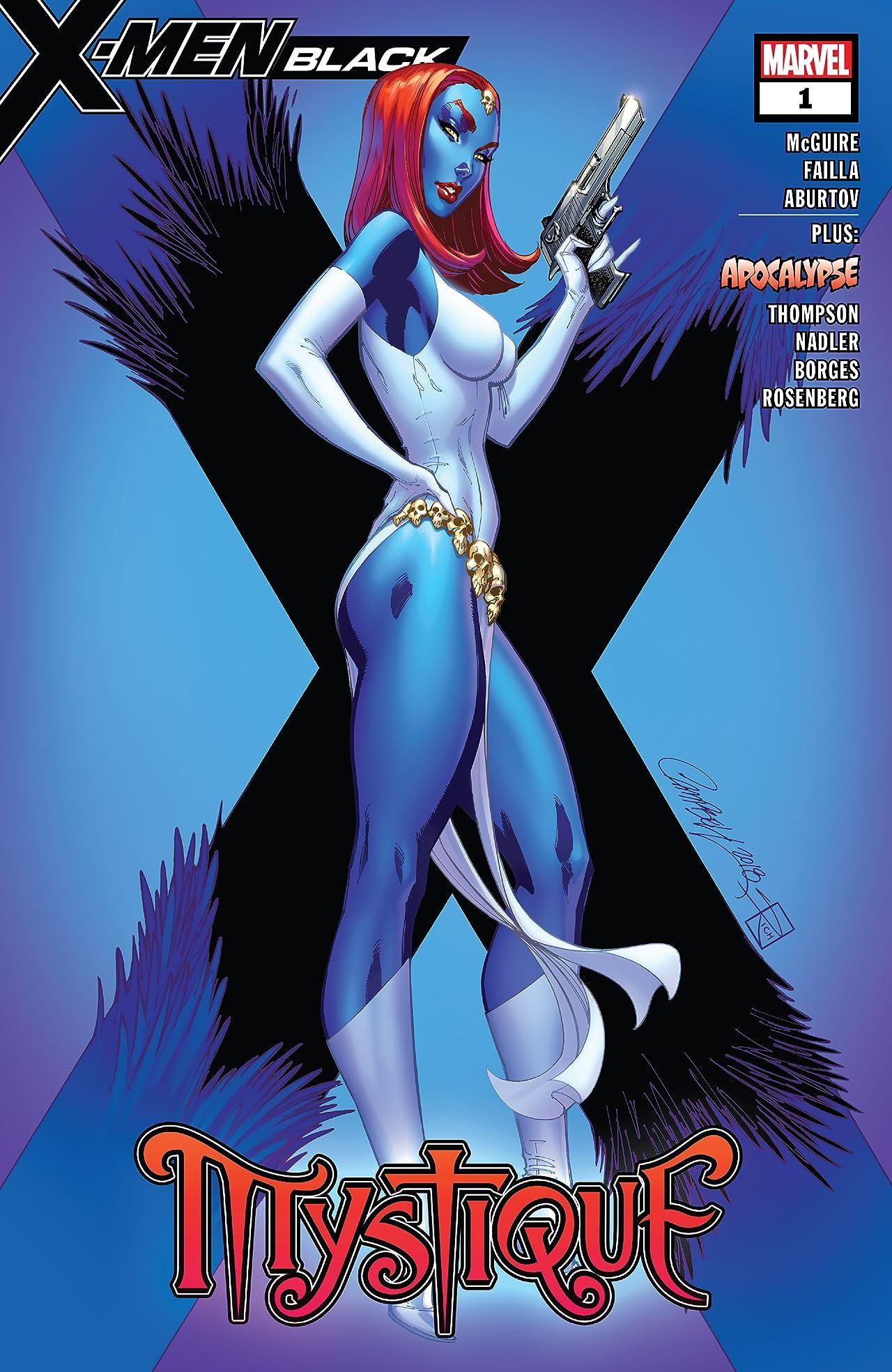 X-Men : Black - Mystique