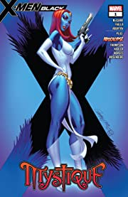 X-Men: Black - Mystique (2018) #1