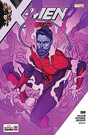 X-Men Red (2018) #9