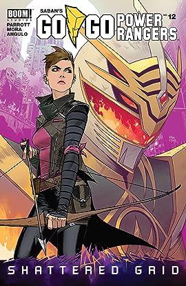 Saban's Go Go Power Rangers #12