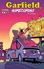 Garfield: Homecoming #3