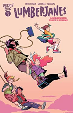 Lumberjanes: A Midsummer Night's Scheme No.1