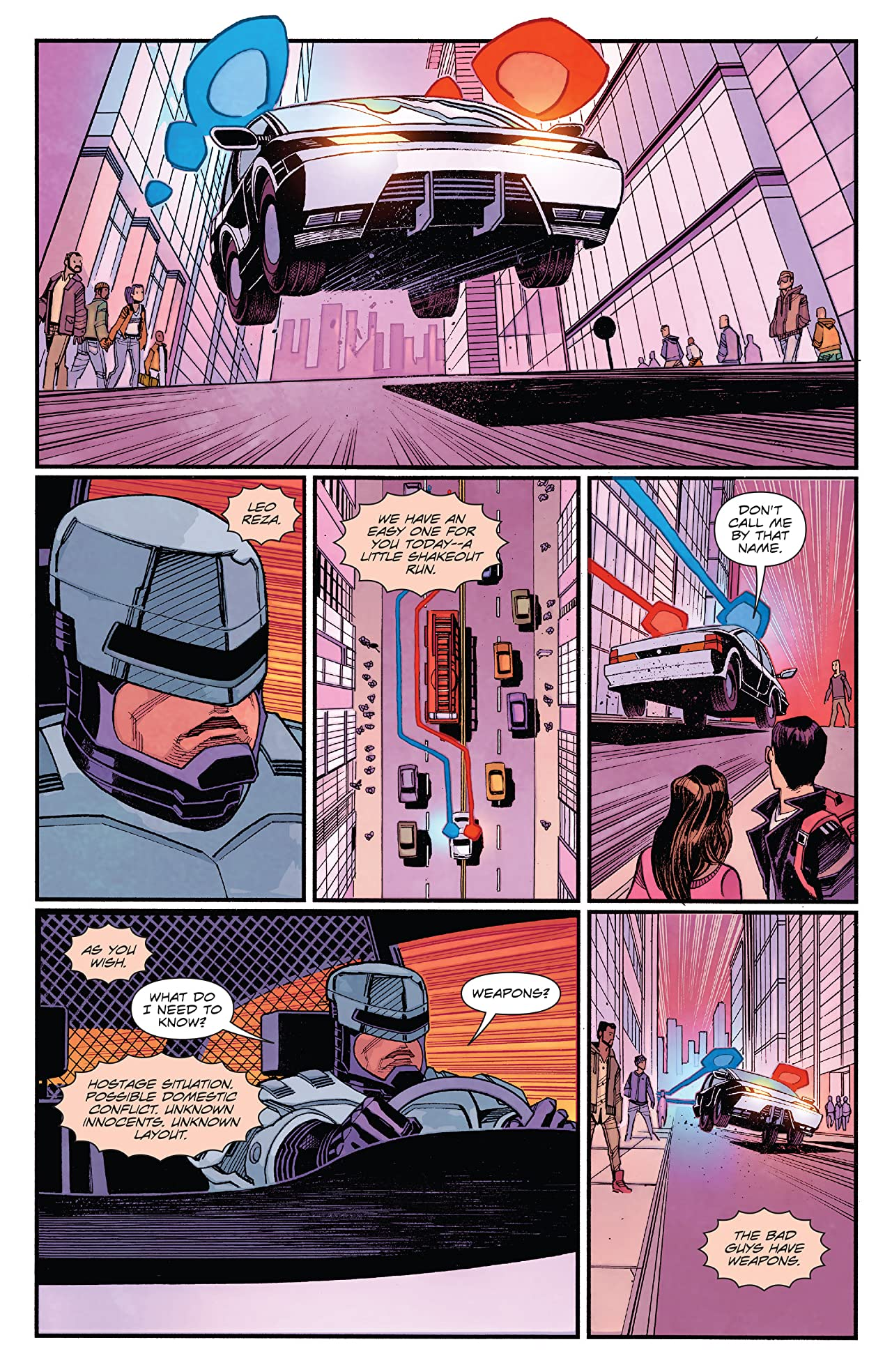 RoboCop: Citizens Arrest #5