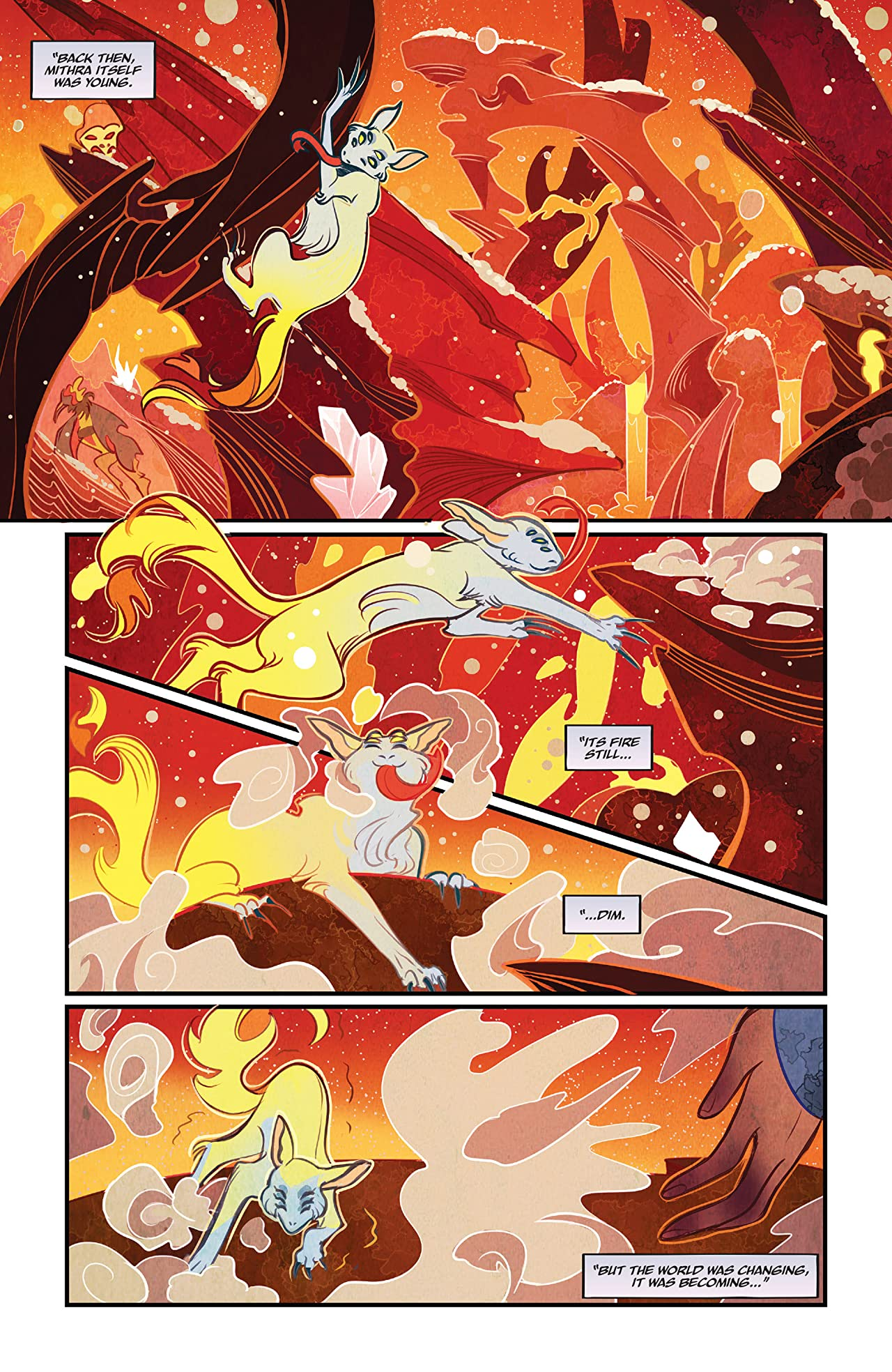 Jim Henson's Beneath the Dark Crystal #2