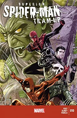 Superior Spider-Man Team-Up #10