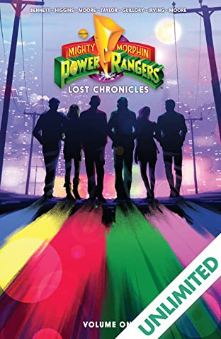 Mighty Morphin Power Rangers: Lost Chronicles Vol. 1