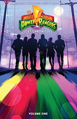 Mighty Morphin Power Rangers: Lost Chronicles Tome 1