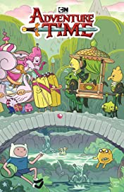 Adventure Time Tome 15