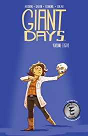 Giant Days Tome 8
