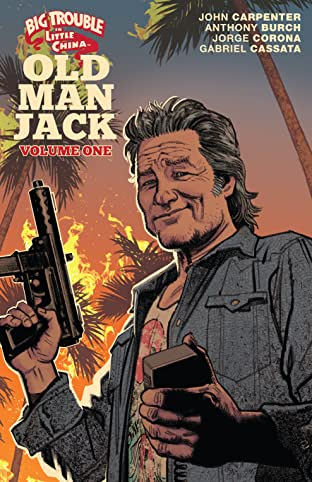 Big Trouble in Little China: Old Man Jack Tome 1