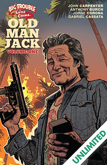 Big Trouble in Little China: Old Man Jack Vol  1 - Comics by comiXology