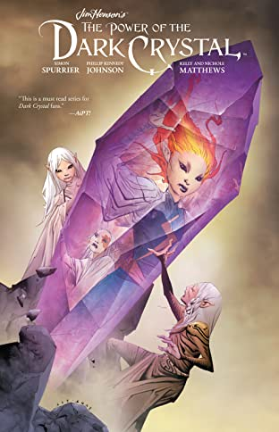 Jim Henson's The Power of the Dark Crystal Tome 3