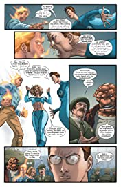 Ultimate Fantastic Four #40