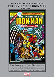 Invincible Iron Man Masterworks Tome 11