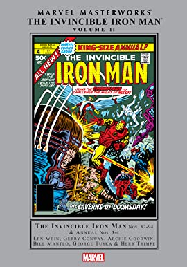 Invincible Iron Man Masterworks Vol. 11
