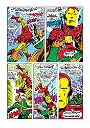 Invincible Iron Man Masterworks Vol. 11