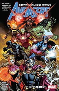 Avengers by Jason Aaron Tome 1: The Final Host