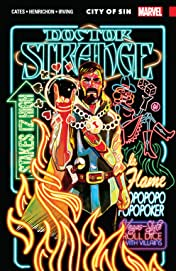 Doctor Strange by Donny Cates Vol. 2: City Of Sin