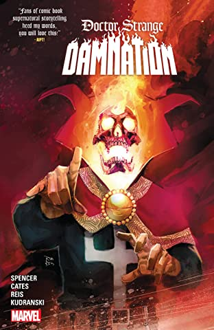 Doctor Strange: Damnation