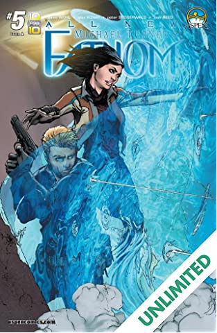 All New Fathom Vol. 5 #5 (of 8)