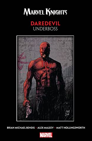 Marvel Knights Daredevil by Bendis & Maleev: Underboss