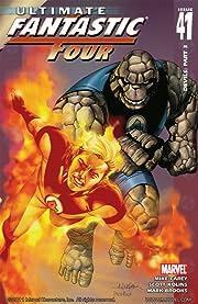 Ultimate Fantastic Four #41