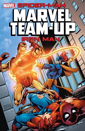 Spider-Man/Iron Man: Marvel Team-Up