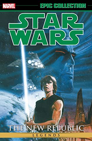Star Wars Legends Epic Collection: The New Republic Tome 4