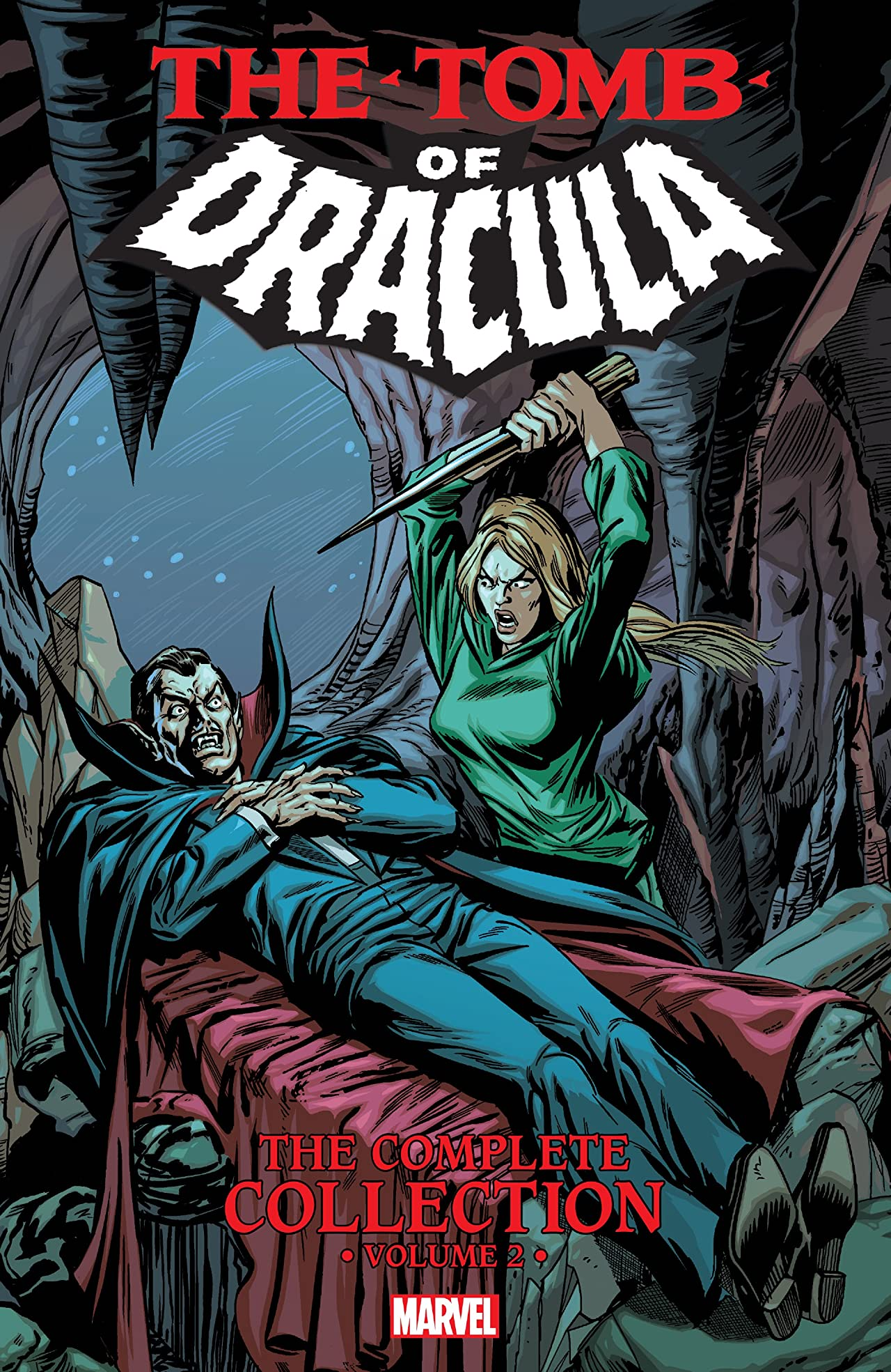 Tomb of Dracula: The Complete Collection Vol. 2