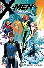 X-Men Blue Vol. 5: Surviving The Experience