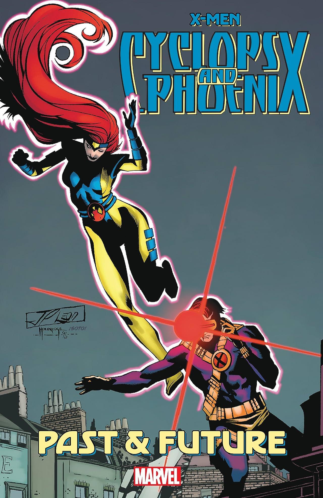 X-Men: Cyclops & Phoenix - Past & Future