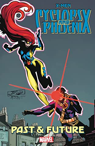 X-Men: Cyclops & Phoenix - Past & Future