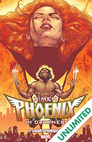 X-Men: Phoenix In Darkness by Grant Morrison