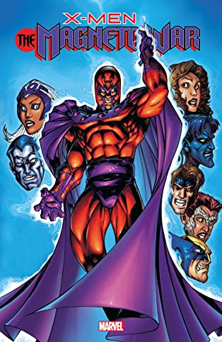 X-Men: The Magneto War