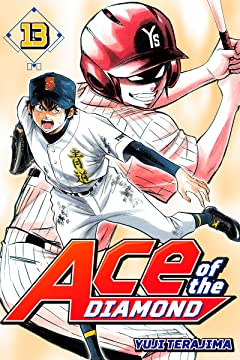 Ace of the Diamond Tome 13