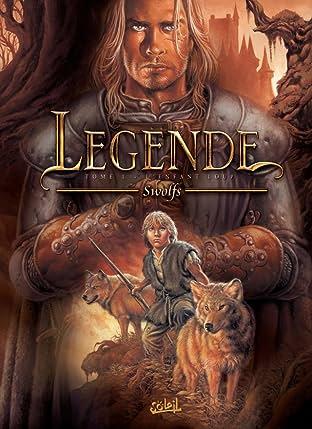 Légende Vol. 1: L'Enfant loup