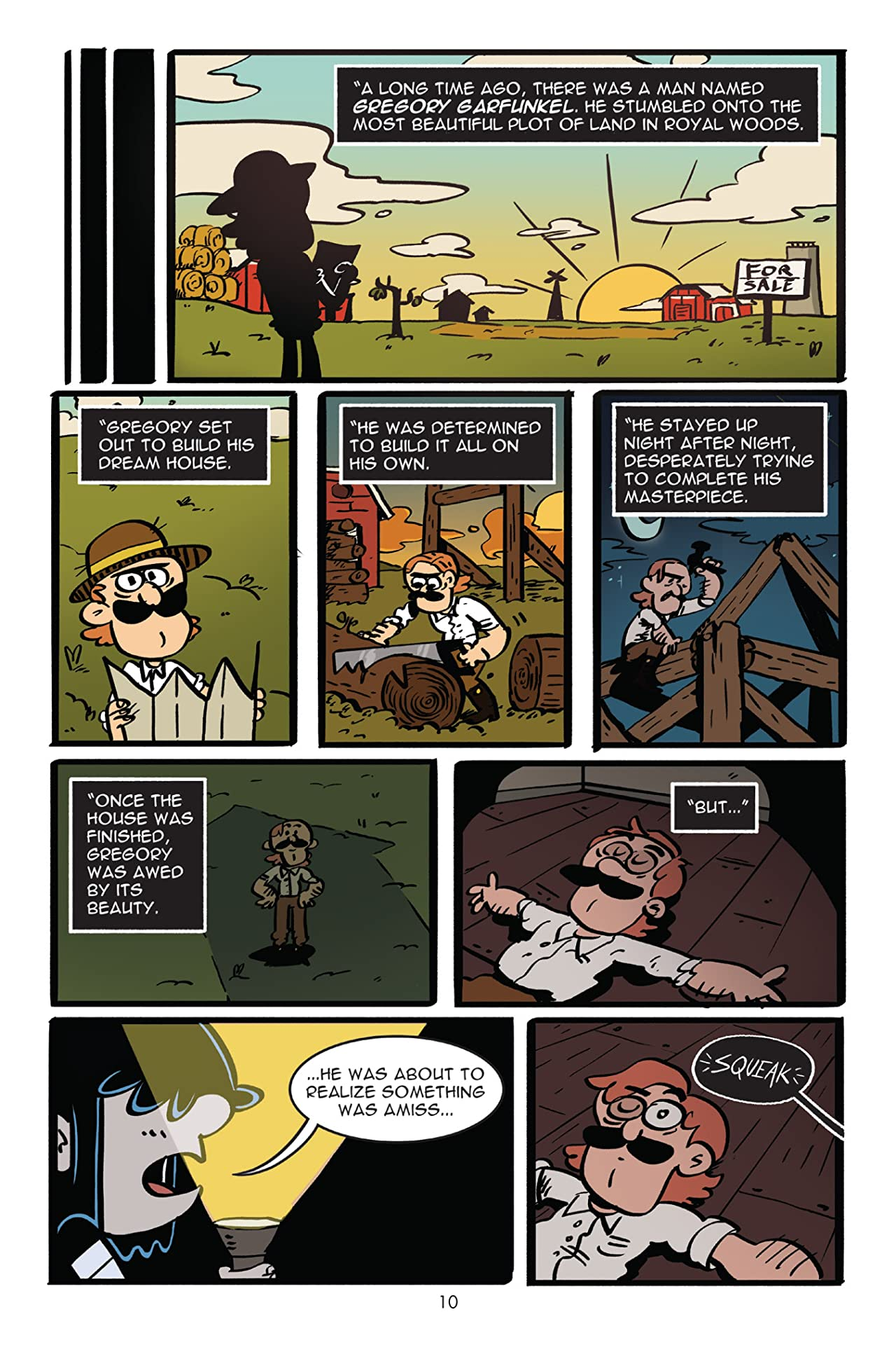 The Loud House Vol. 5: The Man With The Plan