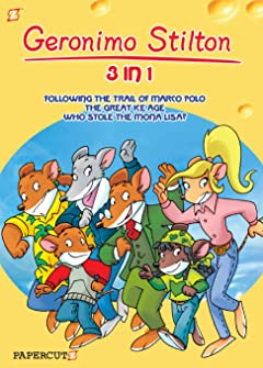 Geronimo Stilton Vol. 2: 3 in 1