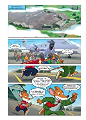 Geronimo Stilton: Reporter Vol. 1: Operation Shufongfong